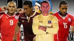 Christofer Gonzales a Colo Colo: con estos mundialistas jugará en el 'Cacique' - Noticias de humberto suazo