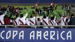 Copa América 2015: las incidencias caletas e insólitas del día 23 del torneo - Noticias de futbolista paraguayo