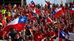 Copa América 2015: chilenos se jactan de traición a Argentina con este polémico cartel - Noticias de real madrid