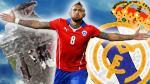 Arturo Vidal: a unas horas de campeonar y a una firma de ser ¡de Real Madrid! - Noticias de real madrid