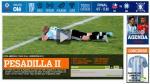 El cuadro de Argentina perdió en los penales por 4-1 ante Chile por la final de la Copa América (Olé).