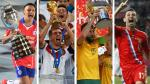 Chile campeón de Copa América: los clasificados a la Copa Confederaciones Rusia 2017