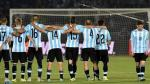 Lionel Messi: así vivió la tanda de penales el crack argentino - Noticias de jorge lavezzi