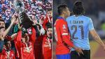 Copa América 2015: prensa uruguaya festeja titulo de Chile pese al dedo de Jara