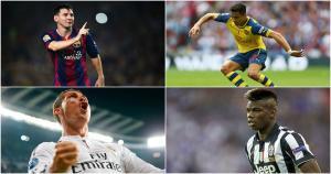 Cinco jugadores de la Premier League componen el listado de CIES Football Observatory (Ilustración Depor).