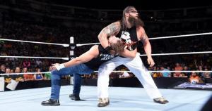 Bray Wyatt venció a Dean Ambrose en Smackdown. (WWE)