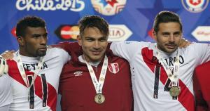 Selección Peruana venció 2-0 a Paraguay en Concepción. (Reuters)