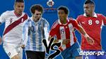 Copa América 2015: revive los 59 goles y todos los resultados del torneo - Noticias de peru campeón