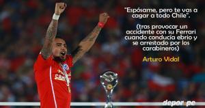 Estas son las mejores frases que dejaron los protagonistas de la Copa América.