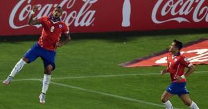 Chile. 74 disparos / 13 goles. (Copa América 2015)