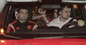 Paolo Guerrero ya está en Río para enrolarse en el Flamengo. (Flamengo)