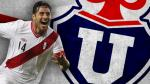 Claudio Pizarro: Universidad de Chile interesado en el delantero peruano - Noticias de horst heldt