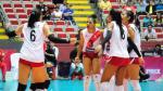 Perú venció 3-0 a Colombia y clasificó a la final del Grand Prix 2015 - Noticias de ronda angela leyva
