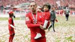 """Franck Ribéry tras su lesión: """"Estoy mejor, pero ya no tengo músculos"""" - Noticias de ribéry"""