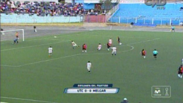 Melgar empató 0-0 con UTC en Cajamarca por el Torneo Apertura