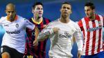 Liga BBVA 2015/16: ¿cuándo serán los partidos más esperados del torneo español? - Noticias de stephan el shaarawy