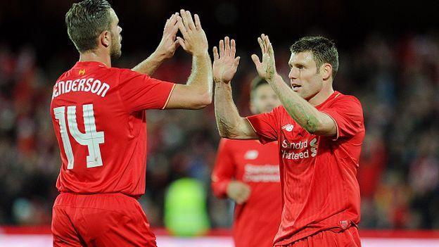 Liverpool ganó 2-0 a Adelaide United de Australia en amistoso internacional