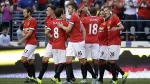 Manchester United venció 1-0 a América de México por International Champions Cup - Noticias de sam johnstone
