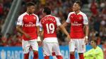 Arsenal ganó 3-1 Everton y se llevó la Barclays Asia Trophy en Singapur - Noticias de joel robles