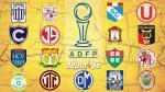 Torneo Apertura: día, hora y canal de los partidos de la fecha 12 - Noticias de pucallpa