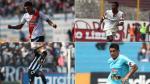 Torneo Apertura: el equipo ideal de fecha 11 (FOTOS) - Noticias de alianza lima vs sporting cristal