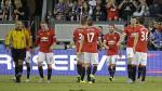 Manchester United ganó 3-1 a San José por la International Champions Cup - Noticias de andres salinas