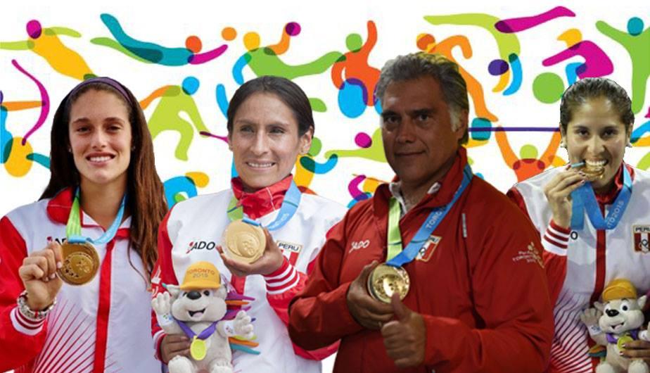 Juegos Panamericanos 2015: conoce a todos los campeones peruanos ...