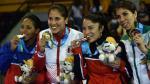 Juegos Panamericanos 2015: Perú logró la mejor participación de la historia - Noticias de gladys diaz