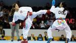 Juegos Panamericanos 2015: con esta patada ganó Alexandra Grande la de oro - Noticias de daniela alexandra