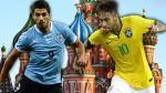 Luis Suárez y Neymar: ¿ante qué rivales no jugarán por suspensión? - Noticias de sorteo brasil 2014