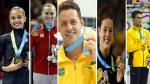 Juegos Panamericanos 2015: conoce a los mejores atletas del certamen (FOTOS) - Noticias de año nuevo 2014