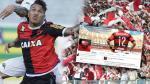 Paolo Guerrero: Flamengo gana seguidores peruanos en el Facebook - Noticias de perú