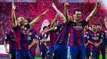 Barcelona fue multado con 73 mil dólares tras hechos en final de Copa del Rey - Noticias de esposa de messi