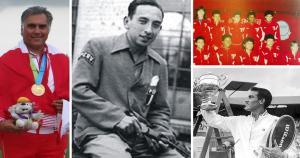 Depor realizó una galería con los deportistas peruanas más exitosos de todos los tiempos.