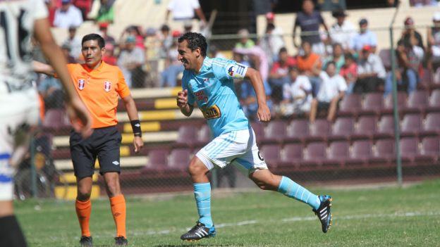 Sporting Cristal prolongó su paternidad sobre León de Huánuco en el Heraclio Tapia