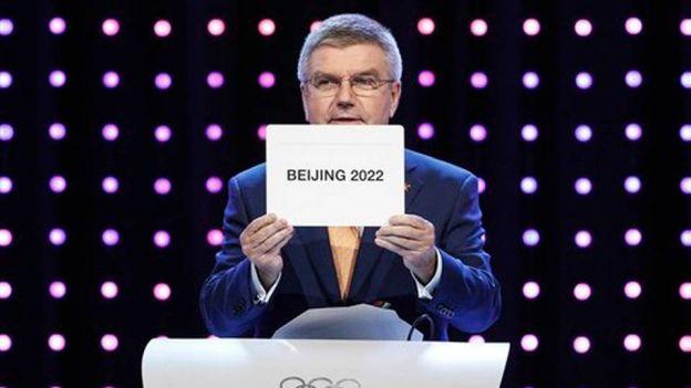 Juegos Olimpicos De Invierno Beijing Es La Sede Elegida Para El