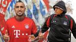 Arturo Vidal: padre del chileno fue detenido por posesión de droga - Noticias de libro de pases
