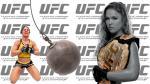 UFC: Ronda Rousey quiere más de 14 segundos para derrotar a Bethe Correia - Noticias de alexis davis