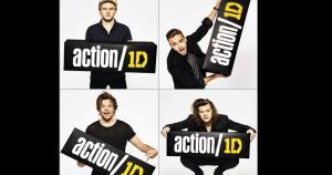 Hasta el momento, One Direction es la banda más taquillera del año. Según estimaciones de la revista Billboard, la banda ha recaudado 81,2 millones de dólares, en los 23 conciertos que ya realizó. (Facebook: One Direction)