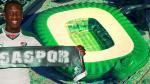 Bursaspor: Luis Advíncula jugará en un estadio en forma de cocodrilo - Noticias de la arena