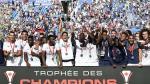 PSG campeón de la Supercopa de Francia tras ganar 2-0 a Olympique Lyon - Noticias de jefferson lopes