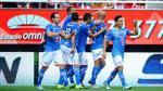 Cruz Azul ganó 1-0 a las Chivas de Guadalajara por la Liga MX (VIDEO) - Noticias de fernando vergara garcia