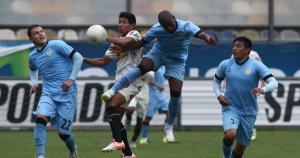 Universitario de Deportes empató 1-1 ante Real Garcilaso en el estadio Monumental. (Fernando Sangama)