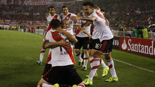 River Plate y Tigres definen al campeón de la Copa Libertadores 2015 (AP).