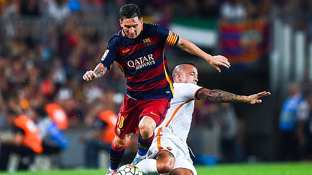 Interminables colas para conseguir las nuevas botas de Messi (Vídeo ... 9aad44513c371