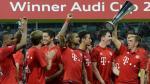 Bayern Munich ganó 1-0 a Real Madrid y es campeón de la Audi Cup 2015 - Noticias de acid survivors trust international