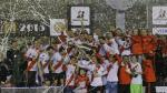 River Plate campeón de la Copa Libertadores 2015 tras golear 3-0 a Tigres - Noticias de daniel sanchez arevalo