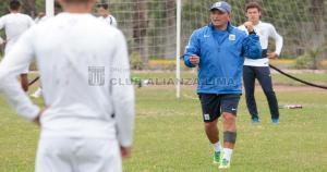 Alianza Lima tendrá dos semanas de prácticas antes de enfrentar a la 'Franja'.(Alianza Lima)