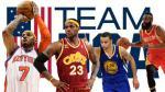 NBA: las estrellas que estarían en los Juegos Olímpicos Río 2016 (FOTOS) - Noticias de howard gordon