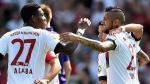 Bayern Munich con gol de Arturo Vidal ganó 3-1 a Nöttingen por Copa Alemana - Noticias de audi cup